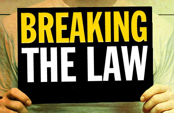 You Re Breaking The Law But You Want The Church To Protect You Chris Linzey