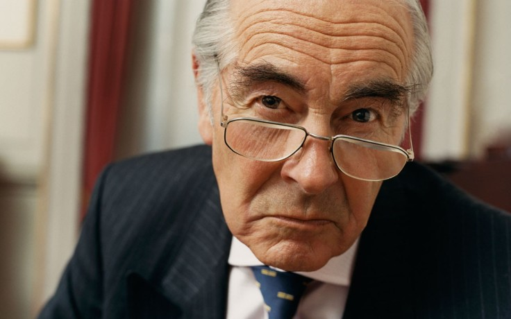 angry pastor