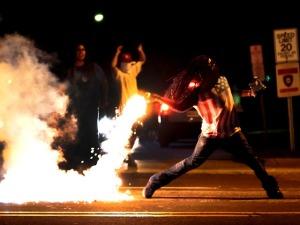 ferguson rioter