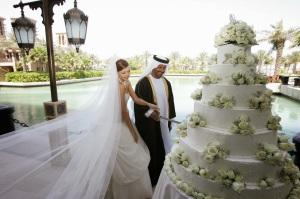 Saudi Wedding