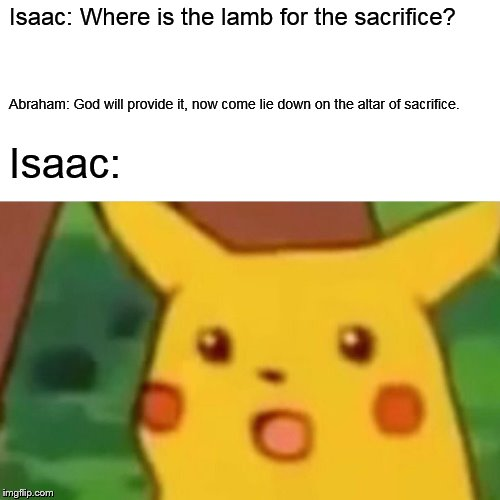 Meme Bible - Genesis 22
