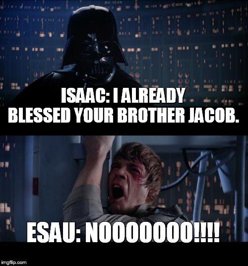 Meme Bible - Genesis 27