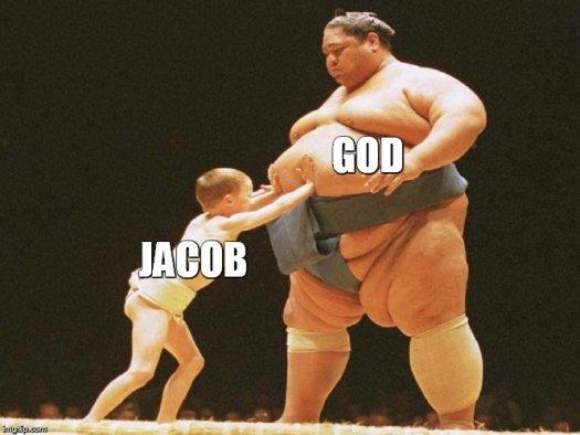 Meme Bible - Genesis 32